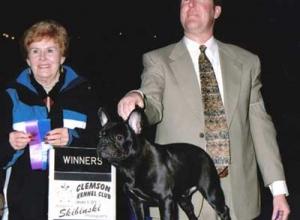 Miles Winners CKC